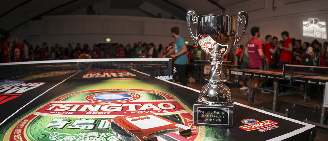 Tsingtao Table Trophy