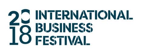 2018 International Business Festival Horizontal V1 Logo Pantone3035 C Rgb