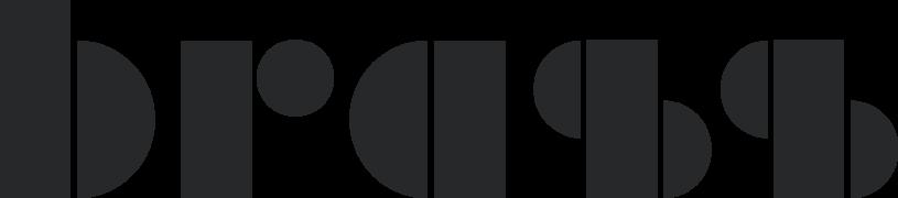 Brass Logo A4 Landscape
